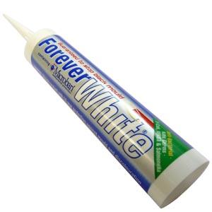 Forever White Silicone Sealant 310ml Byretech Ltd