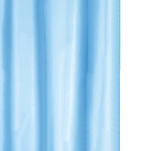 Sky Blue Shower Curtain 180cm X