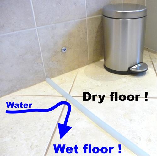 Shower Floor Seal 6m