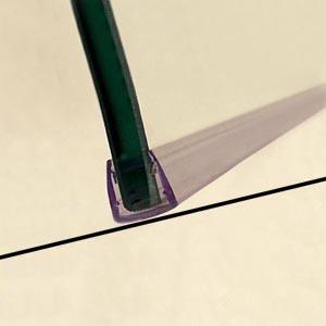 Ps 4 6 0 Glass Edging Strip Seal Byretech Ltd