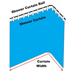 Made To Measure Shower Curtains Byretech Ltd