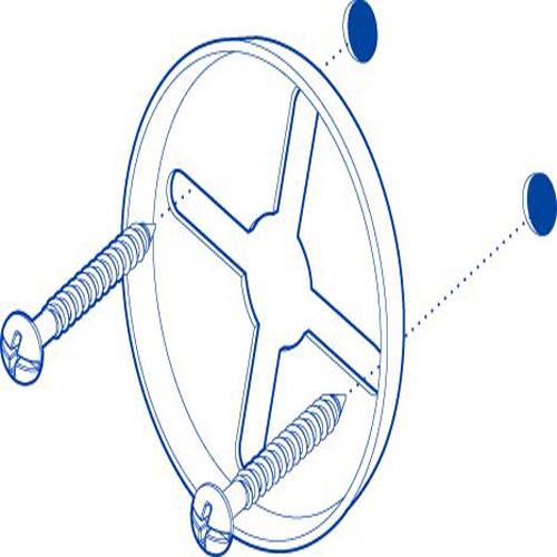 Epsom Flexi Fix Towel Bar Byretech Ltd