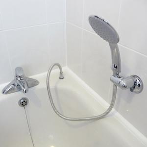 Bath Shower Head And Hose through bath shower hose adapter | byretech ltd